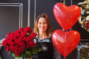 Kwiaty na Walentynki Szczecin