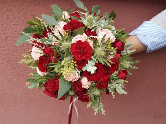 Bukiet kwiatów Szczecin