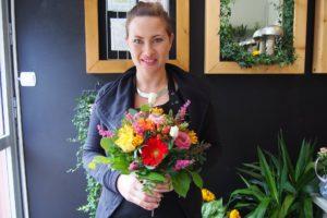 Kwiaty i bukiety na imieniny